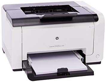 LaserJet HP Pro Color CP1025nw (CE914A) Printer