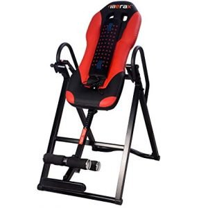 Merax-Vibration-Massage-and-Heat-Comfort - Best Inversion Table