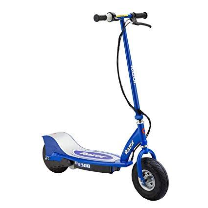 Razor E300 Electric 24 Volt Motorized Ride Kids Scooter