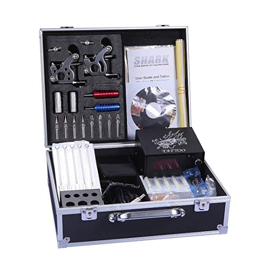Best Tattoo Kits | Top Best Tattoo Gun Kits 2019 - Trustorereview