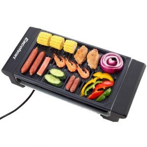 Excelvan Portable 1120W Electric Barbecue Grill