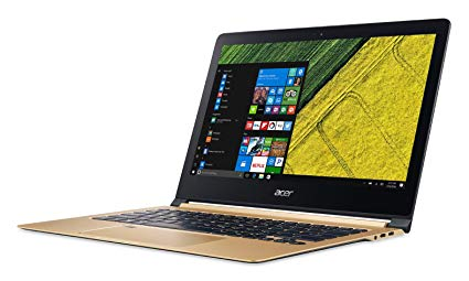 Best compact lightweight laptops Acer Swift 7, 13.3 inch Full HD laptop