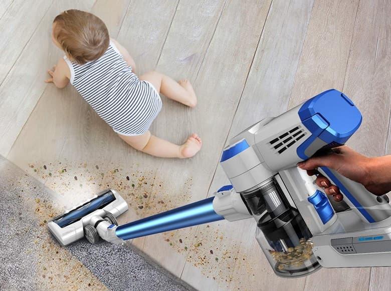 Best cordless stick vacuum for hardwood floors 2020