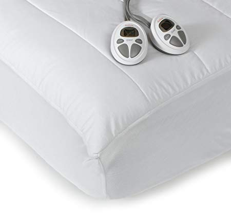 Best Overall - Sunbeam Imperial Queen Heated Mattress Pad