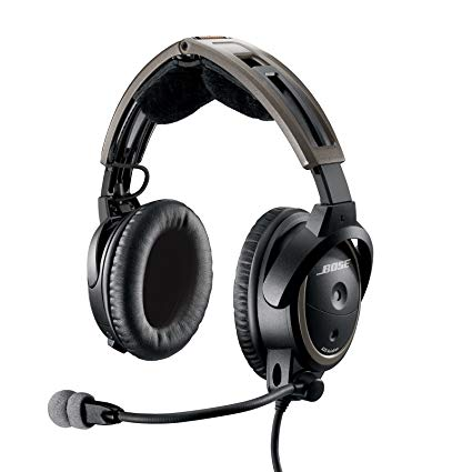 Bose A20 Headset with Bluetooth Noise Cancelling Headphone