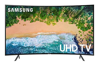 Samsung 65NU7300 Curved Smart LED TVs