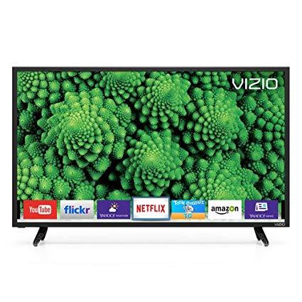 VIZIO D50-D1 50-Inch 1080p Smart LED TVs
