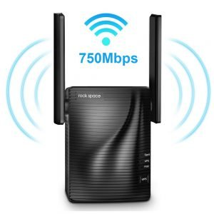 ROCK SPACE 750Mbps Wireless Signal Booster