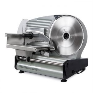 "Della 8.7"" Commercial Electric Meat Slicer"