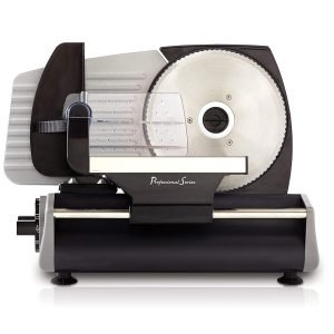 Continental Electric PS77711 Meat Slicer