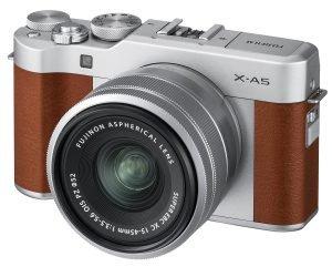 Fujifilm X-A5 Mirrorless Digital Camera