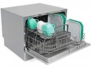 Ensue Compact Countertop dishwasher