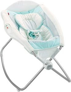 Fisher-Price Moonlight Meadow Rock and Play Sleeper