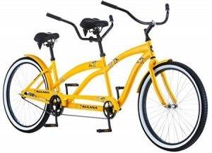 Kulana Lua Single Speed Tandem Bikes