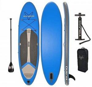 Vilano Navigator Inflatable Stand Up Paddle Board