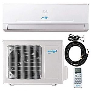 Best Ductless Mini Split Air Conditioners Review 2019