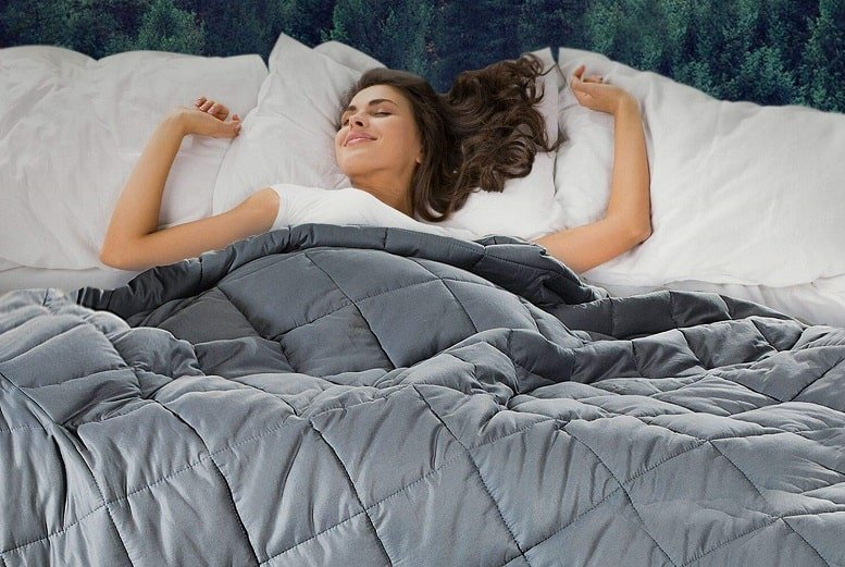 Benefits Of A Weighted Blanket Why It S Better Than The