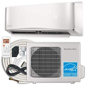 DuctlessAire Ductless Mini Split Air Conditioner