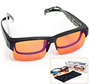Fitover Anti-Blue Blocking Computer Glasses
