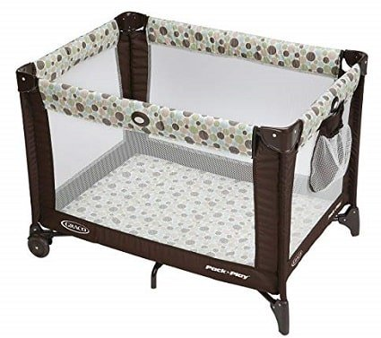 Graco Pack and Play Portable Playard, Aspery