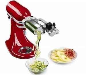 KitchenAid KSM1APC Electric Vegetable Spiralizer