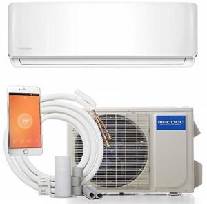 Mrcool DIY Ductless Mini-Split Air Conditioner