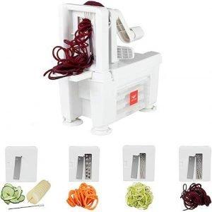 Paderno 4-Blade Folding Vegetable Slicer