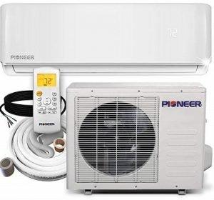 Pioneer WYS012-17 Mini Split Air Conditioner