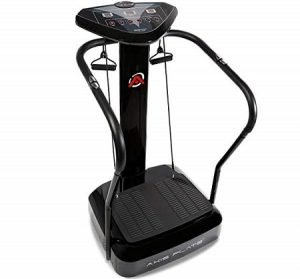 Axis-Plate Whole Body Vibration Platform Exercise Fitness Machine