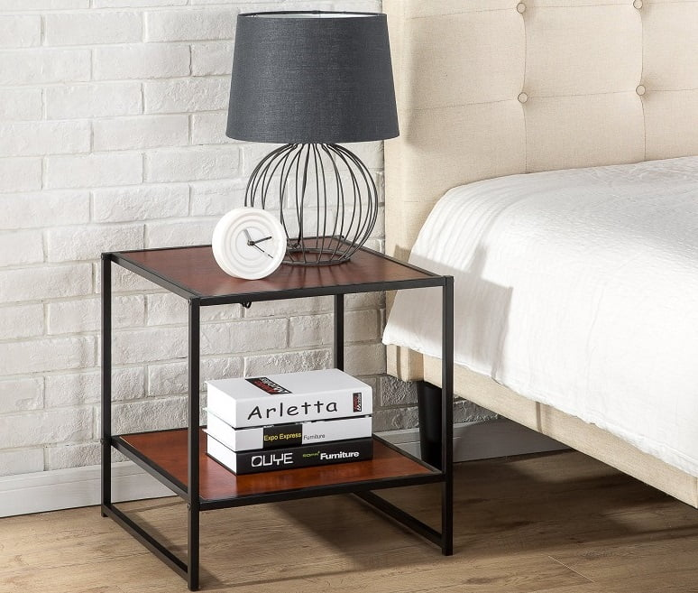 Best Bedroom Side Tables Review 2019 - Top 9 Ranking ...