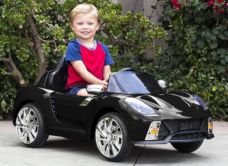 Best Electric Toy Cars For Kids Reviews