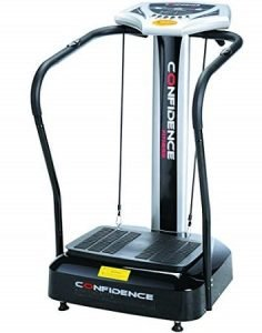 Confidence Fitness Slim Full Body Vibration Trainer Fitness Machine