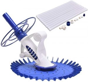 Goplus Automatic Swimming Pool Cleaner