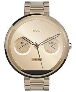 Motorola Mobility Moto 360 Androidwear Smartwatch