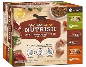 Rachael Ray Nutrish Natural Wet Dog Food