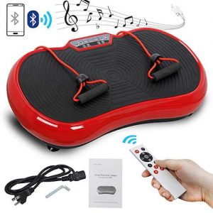 SUPER DEAL Pro Vibration Plate Exercise Machine