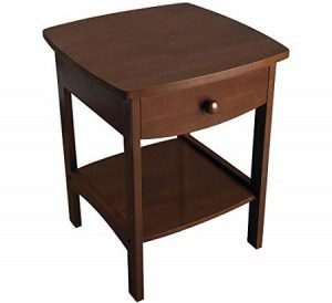 Winsome Wood 94918 Claire Accent Table