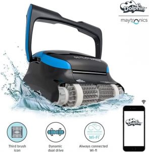 DOLPHIN Nautilus CC Supreme Robotic Pool Cleaners