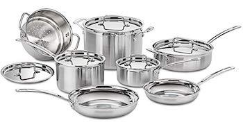 Cuisinart MCP-12N Multiclad Pro Cookware Set