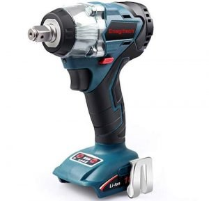 Enegitech Cordless Impact Wrench Brushless