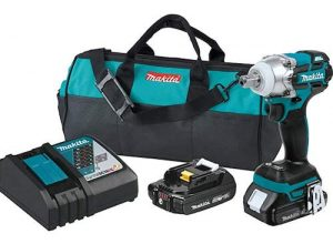Makita XWT11R 18V LXT Lithium-Ion Compact Brushless Cordless
