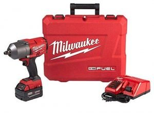 Milwaukee M18 FUEL Impact Wrench