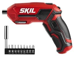 SKIL SD561802 4V Pivot Grip Screwdriver