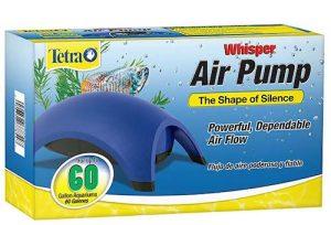 Tetra Whisper Air Pump for Aquarium