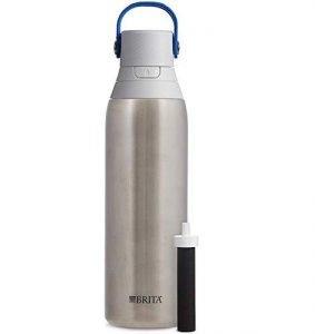 Brita Bottle Water Filtration System Review - Premium Filtering Water Bottle