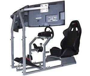GTR Simulator - GTA-F Model Racing Simulator Cockpit
