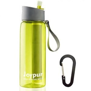 Joypur Portable Filtered Water Bottle Review