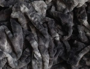 The Connecticut Home Company Luxury Faux Fur with Sherpa
