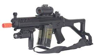 BBTac Double Eagle Airsoft Gun