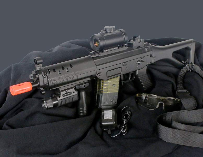 Best Electric Airsoft Rifles Review 2019 - Top 9 Ranking